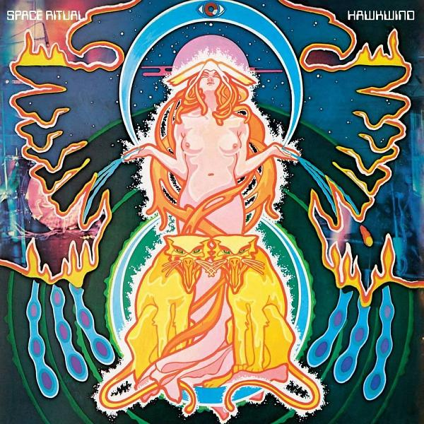 Hawkwind - Front - 1973