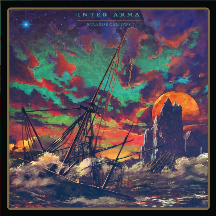INTER ARMA- Paradise Gallows - ALBUM -2016