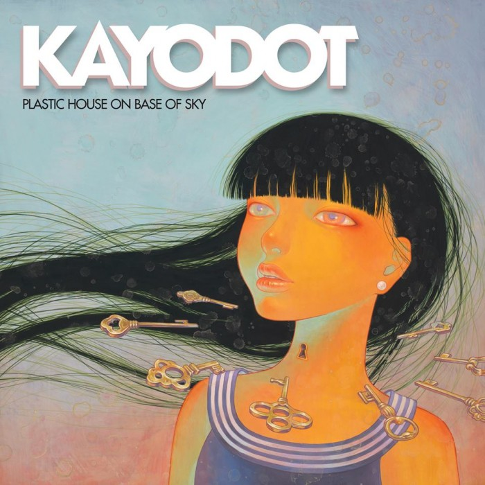 KAYO DOT - Plastic House On Base Of Sky - album 2016