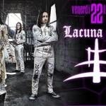 Lacuna Coil - Festa Unicorno flyer - 2016