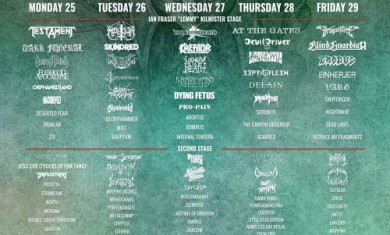 METALDAYS 2016 - flyer - 2016