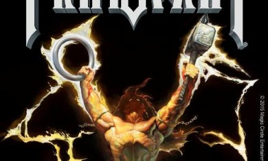 Manowar - Gods And Kings World Tour 2016