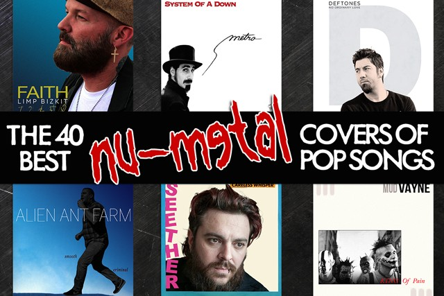 spin - nu metal covers - 2016