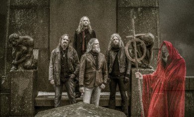 THE ORDER OF ISRAFEL - band - 2016