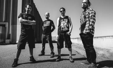 Terrorway - band - 2016