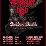destroyer 666 - locandina date italia - 2016