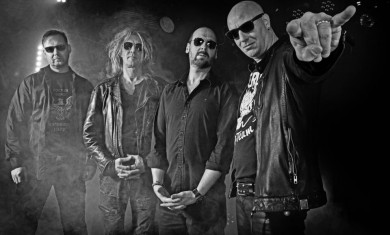 iron savior - band - 2016