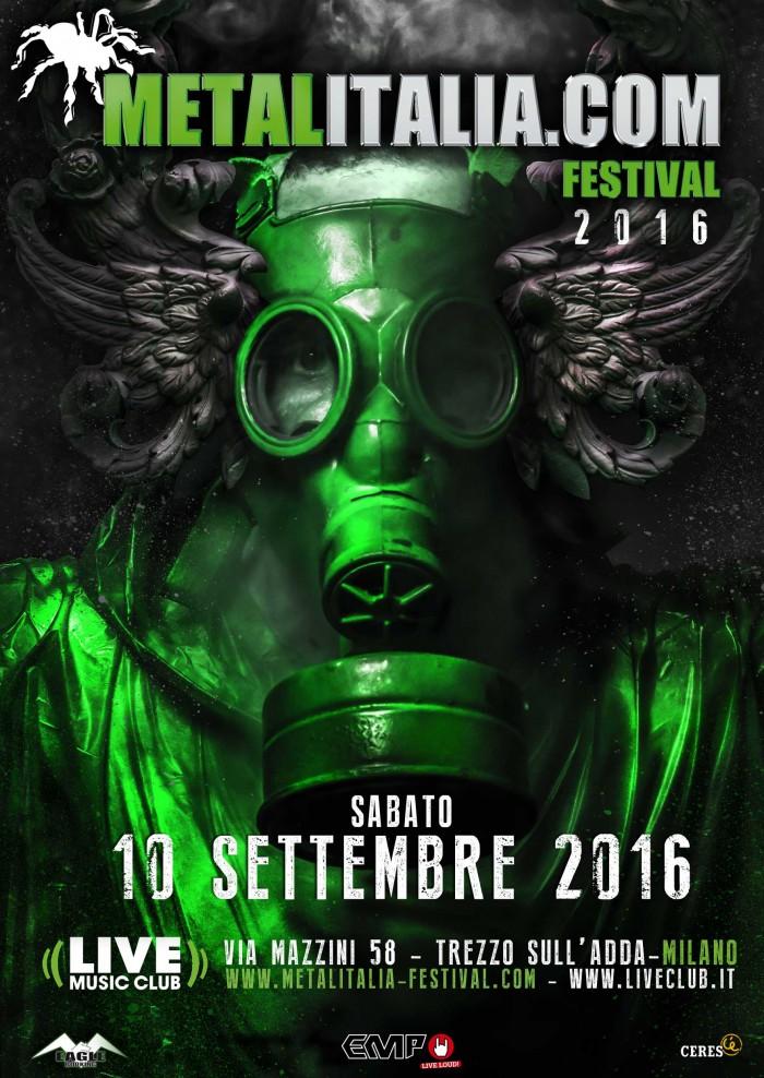 metalitalia festival 2016 - prima locandina