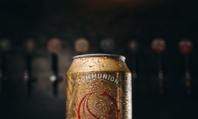 opeth - communion pale ale - 2016