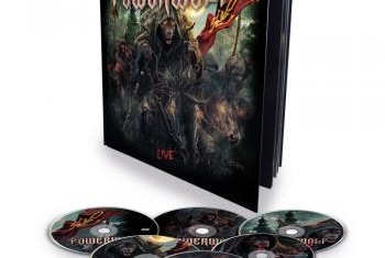 powerwolf - box set metal mass live - 2016