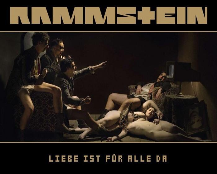 rammstein - liebe ist fur alle da - 2009