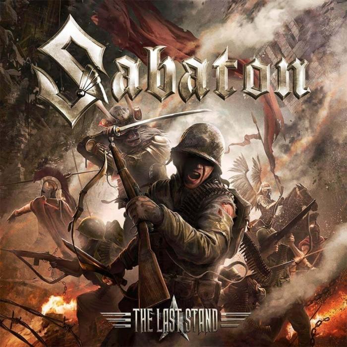 sabaton - the last stand - 2016
