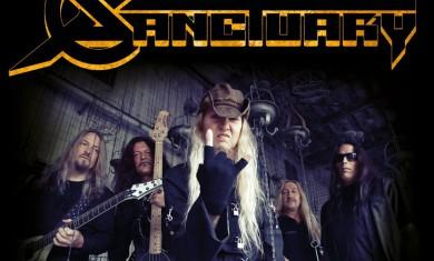 sanctuary - band 2016