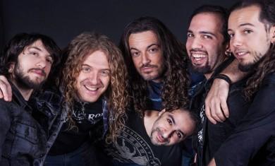 secret sphere - band - 2016