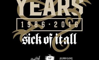 sick of it all - leoncavallo milano - 2016
