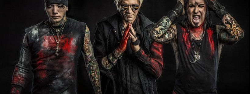 sixx am - band - 2016