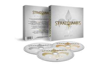stratovarius - best of - 2016