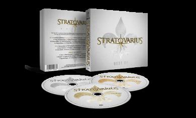 stratovarius - best of - 2016
