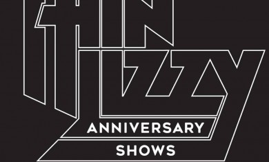 thin lizzy - anniversary shows lineup - 2016