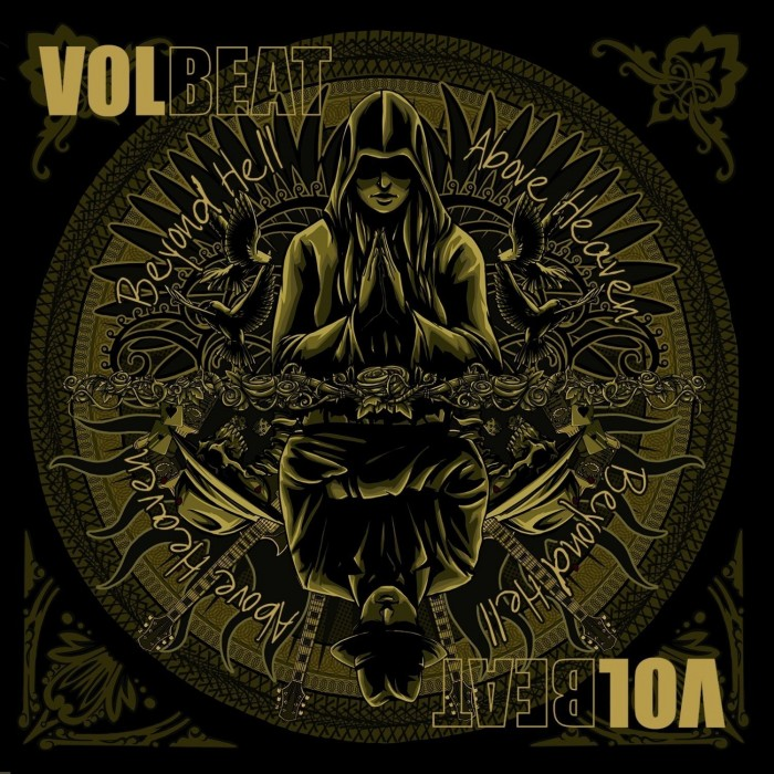 volbeat - beyond hell above heaven - 2010