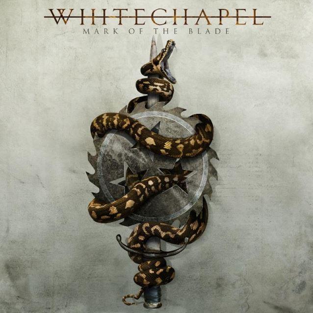 whitechapel - mark of the blade - 2016
