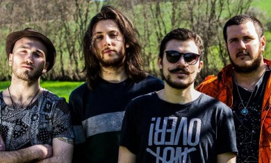 ATOM MADE EARTH - band - 2016