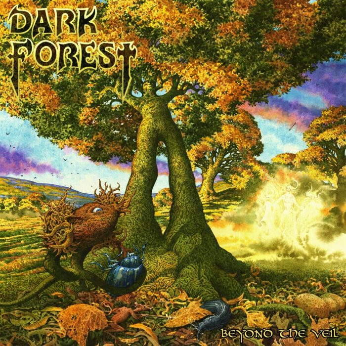 Dark Forest-Beyond - Beyond The Veil - album - 2016