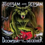 Flotsam and Jetsam - Doomsday For The Deceiver cover - 2016