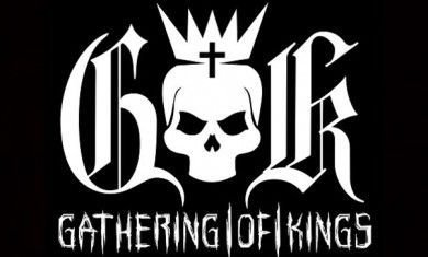 GATHERING OF KINGS - logo