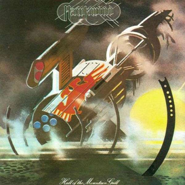 Hawkwind - Front - 1974
