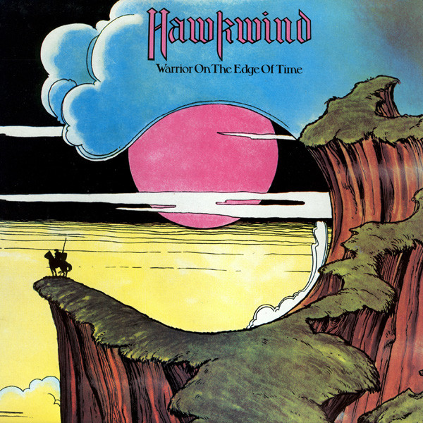Hawkwind - Front - 1975