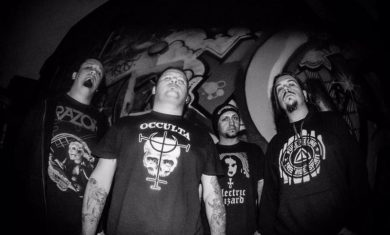INTERNAL SUFFERING - band - 2016