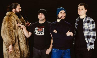 Judas the Dancer - band - 2016