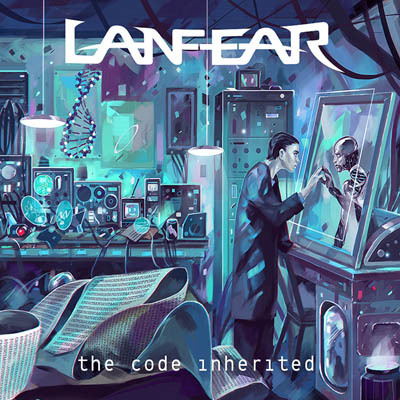 Lanfear - The Code Inherited - album - 2016