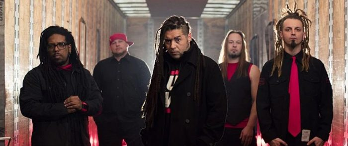 NONPOINT - band - 2016