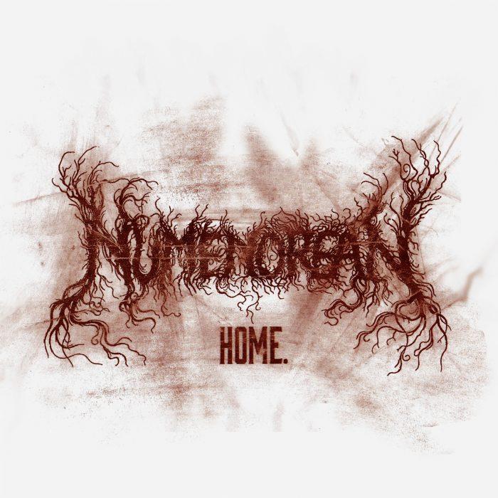 NUMENOREAN - home slipcase - 2016