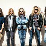 THE DEAD DAISIES - band - 2016