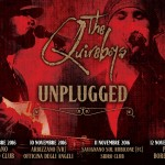THE QUIREBOYS - tour unplugged - 2016