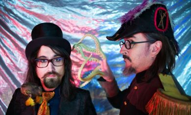 The Claypool Lennon Delirium - band - 2016