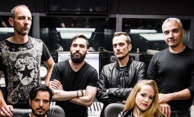 Tystnaden - band - 2016