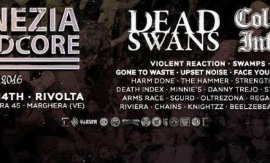 Venezia Hardcore Fest - locandina 1405 - 2016