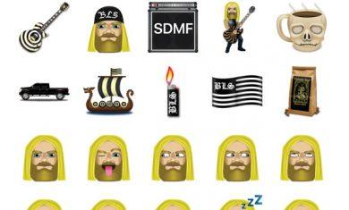 Zakk Wylde - emoji - 2016