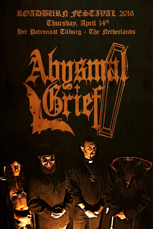 abysmal grief - roadburn 2016