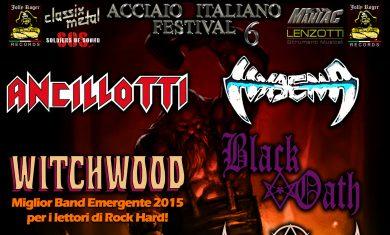 acciaio italiano fest 6 - 2016