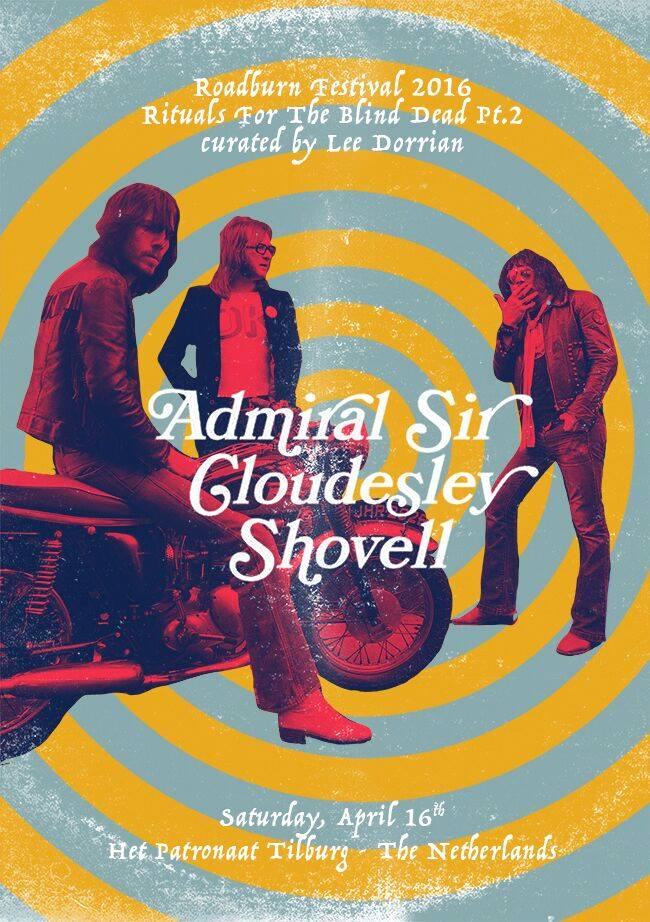 admiral sir cloudesley shovell - roadburn 2016