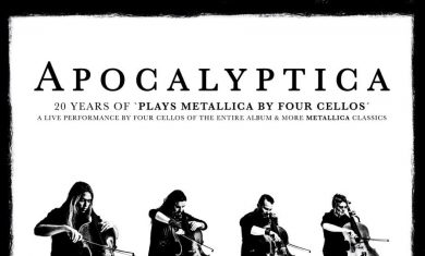 apocalyptica - teatro dal verme milano - 2017