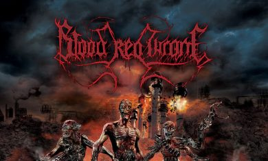 blood red throne - Union Of Flesh And Machine - 2016