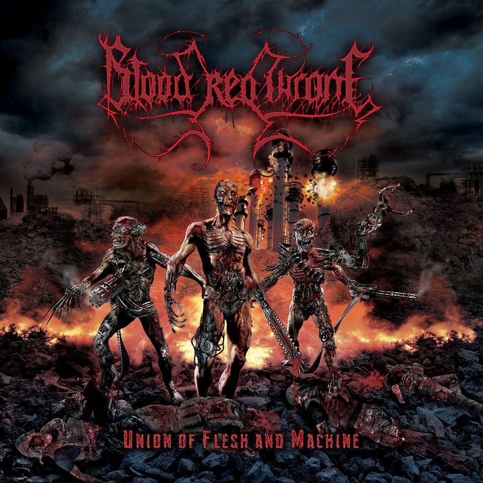 blood throne union of flesh and machine