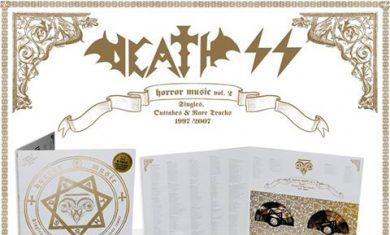 death ss - horror music vol 2 - 2016