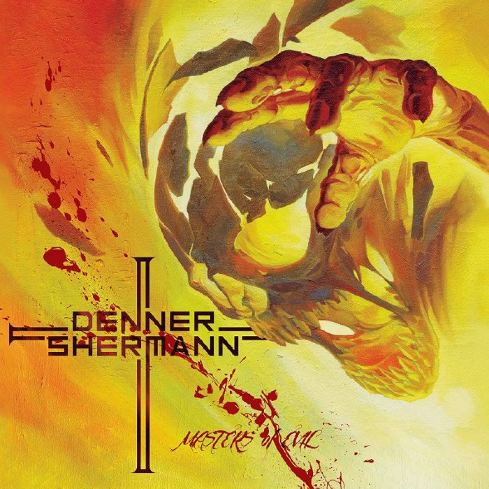 denner shermann - masters of evil - 2016